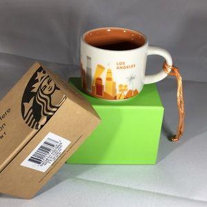 Starbucks Collector's Ornament Mug